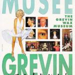 « Marilyn-métro figure parmi les statues de cire du Musée Grévin » (p29)