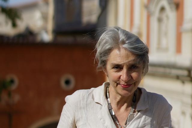 Nathalie Heinich (Source Ehess)