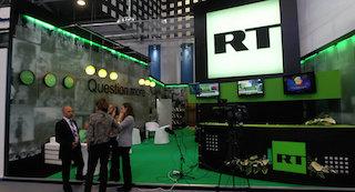 RT diffusée sur la TNT à partir du 19 décembre est particulièrement active sur le Net.