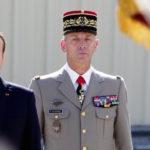 Le général Lecointre, Chef d'état-major des armées.