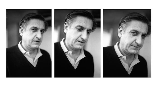 Jean-François Bizot dans les années 1980 (©Rita Scaglia)