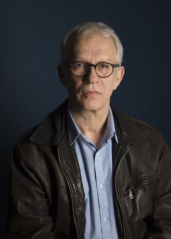 L'écrivain François Muratet (photo Francesca Mantovani pour Gallimard):