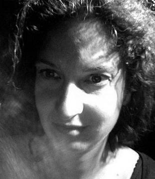 L'éditrice Frédérique Giacomoni :