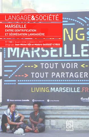 Langage&Société, Jean-Michel Géa et Médéric Gasquet-Cyrus, N°162
