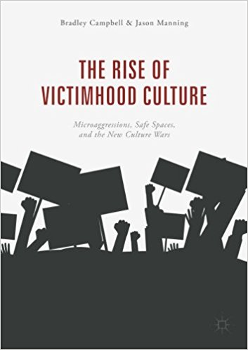 La culture de la victime se répand désormais dans la toute la société américaine, jusque dans la sphère de Donald Trump.