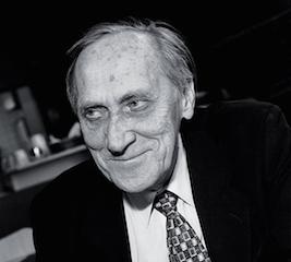 Le philosophe Leszek Kolalowski.