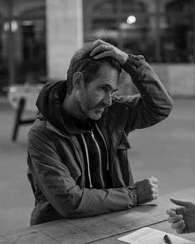 Jean-Marc Gancille vu par @Fred William Dewitt