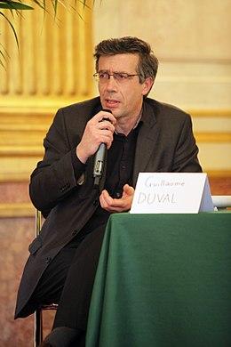 Guillaume Duval :