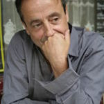 L'éditeur Gérard Berréby, 30 années de fidélité et d'essais abrasifs avec son auteur. (photo France Culture)