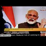Modi décrète la mesure dans le deuxième pays le plus peuplé du monde.