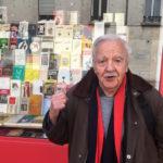 L'écrivain et historien Maurice Rajsfus voulait transmettre une flamme, comme un passeur de mémoire .