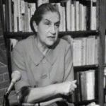 La philosophe Jeanne Hersch.