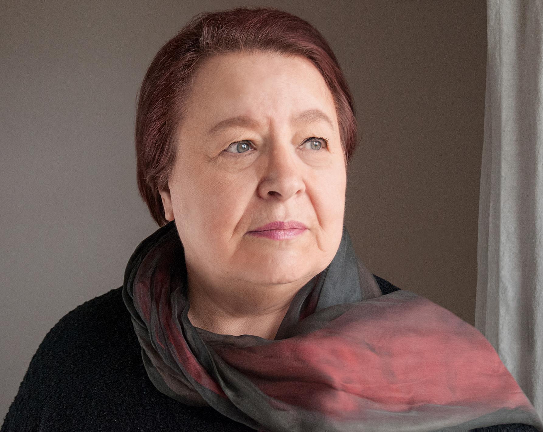La romancière Natascha Wodin ©Ed. Métaillié
