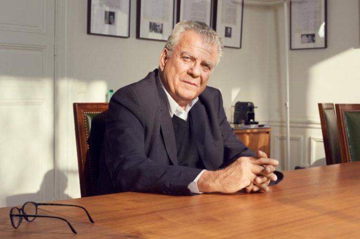 Le politologue Olivier Duhamel ( You Tube/ Sciences po).