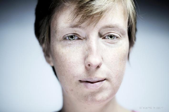 Caroline de Haas by Olivier Roller.
